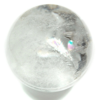 "Sphere - Clear Quartz Crystal Spheres ""Extra\"" photo 4"