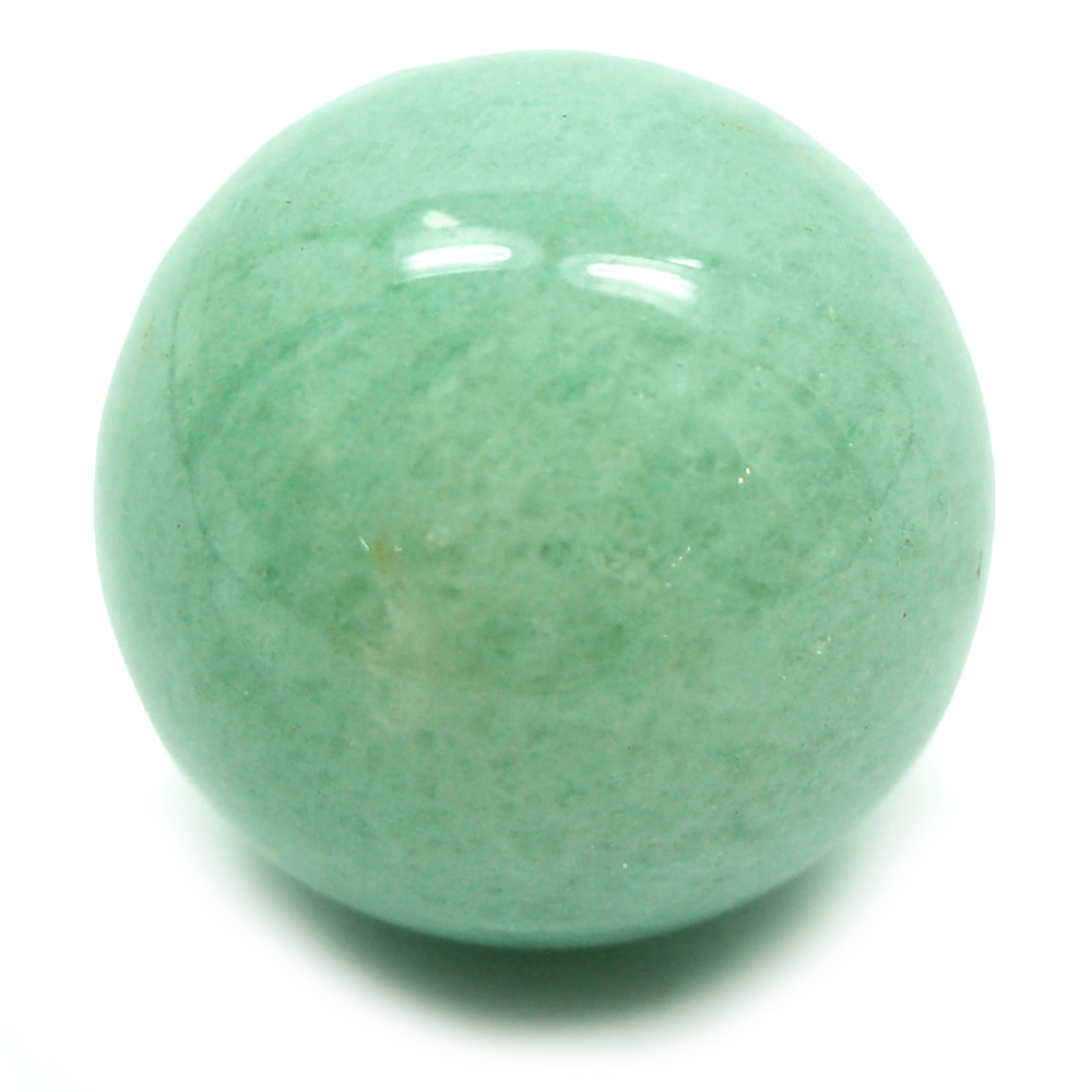Sphere - Green Aventurine Crystal Spheres photo 3