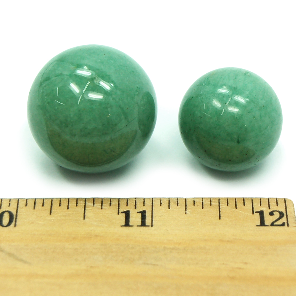 Sphere - Green Aventurine Crystal Spheres photo 4