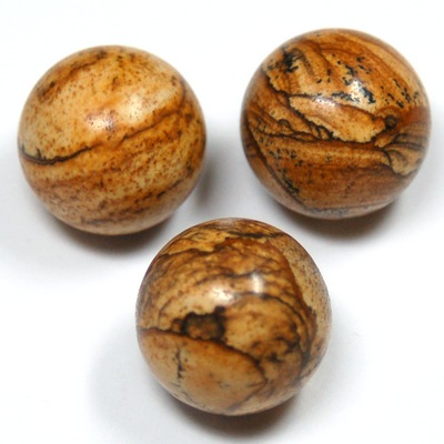 Sphere - Picture Jasper Spheres (China)