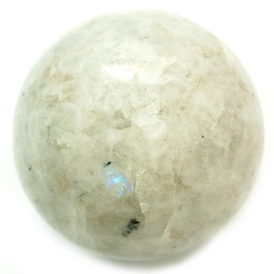 Sphere - Rainbow Moonstone Spheres (India)