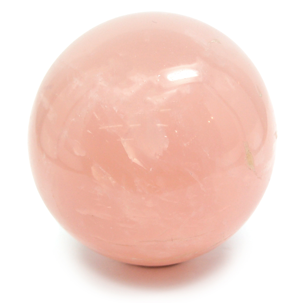 Sphere - Rose Quartz Crystal Spheres photo 5