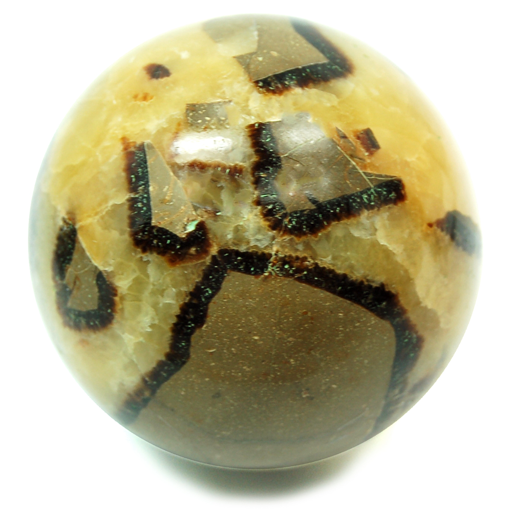Sphere - Septarian Spheres (India)