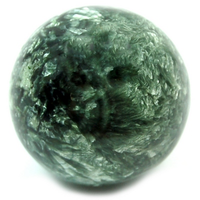 Sphere - Seraphinite Spheres (India)