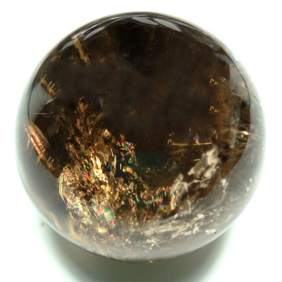 "Sphere - Smokey Quartz Spheres ""Dark"" (Brazil)"