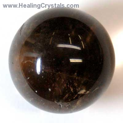 "Sphere - Smokey Quartz Spheres ""Extra"""