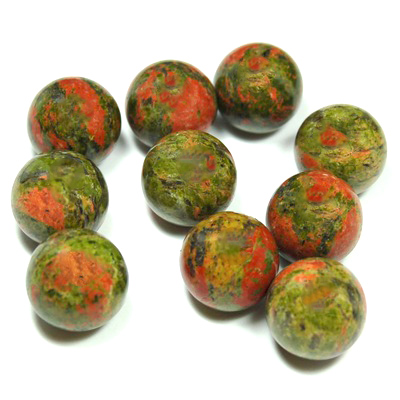 Discontinued - Unakite Spheres (China)