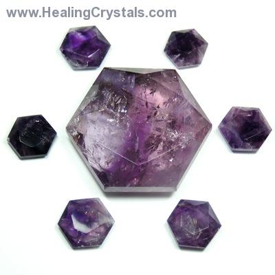 Star of David - Amethyst Stars photo 9