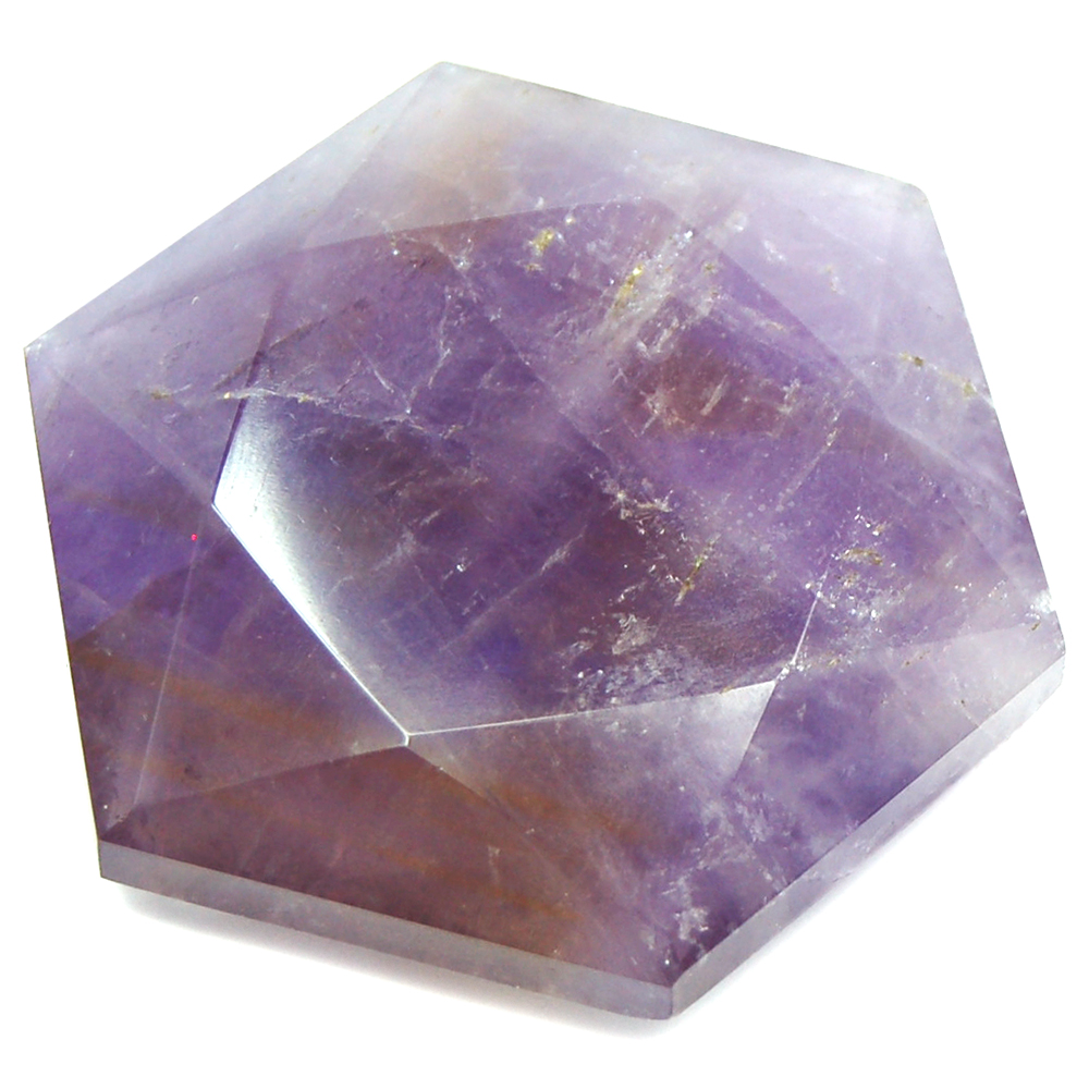 Star of David - Amethyst Stars photo 3