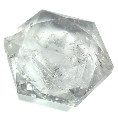 Star of David - Clear Quartz Stars photo 10