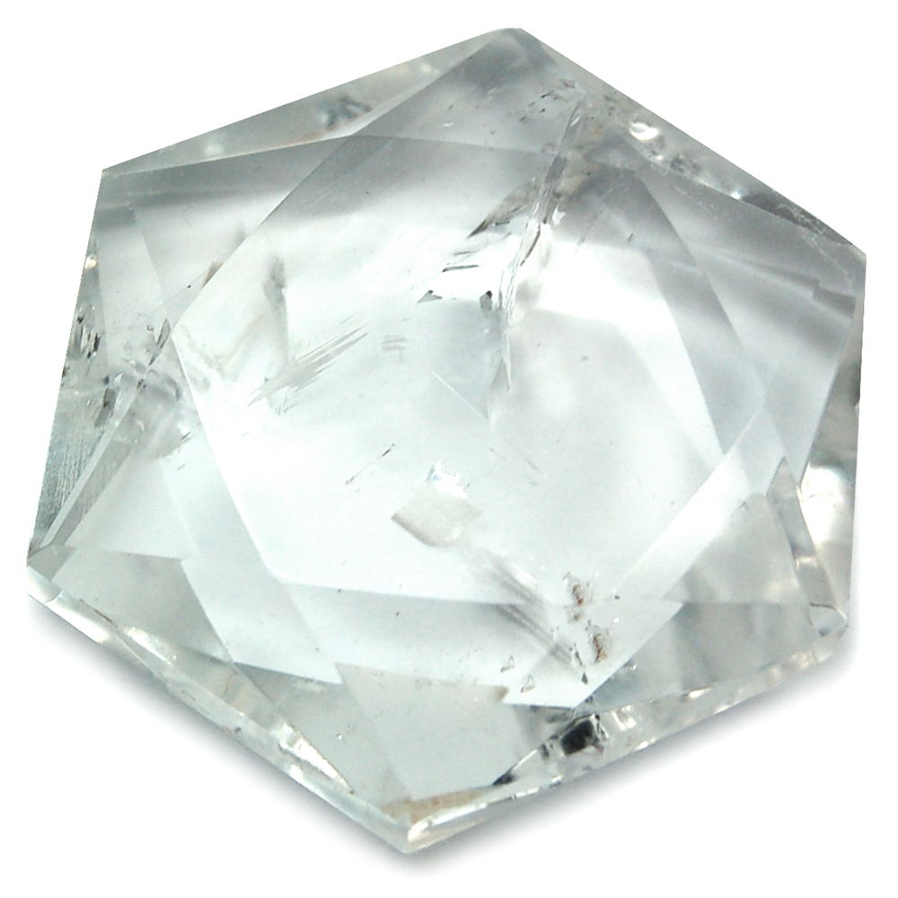 Star of David - Clear Quartz Star of David (Brazil)