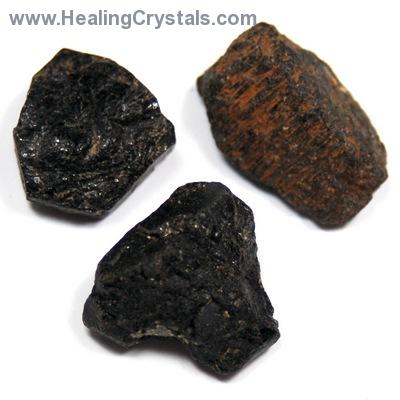 Discontinued - Black Tourmaline Chips (Natural) photo 7