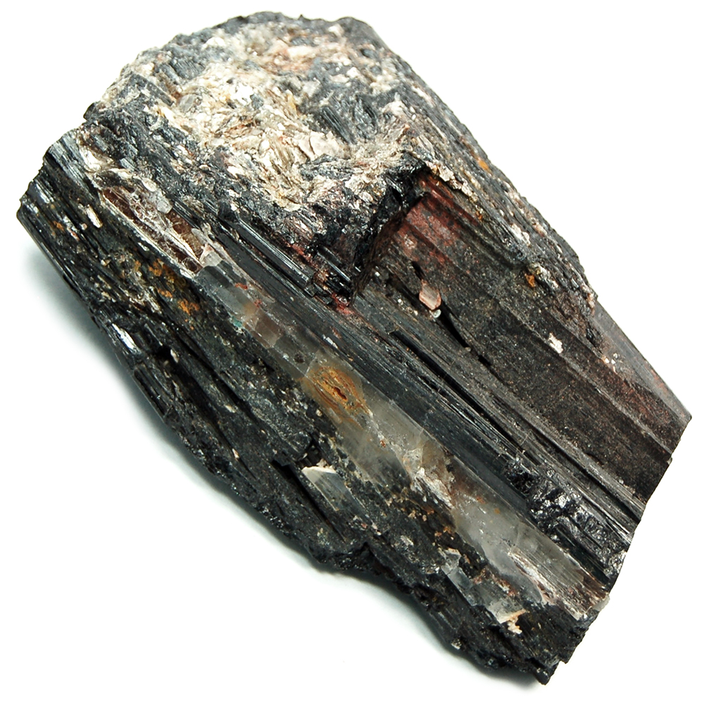 Tourmaline - Black Tourmaline w/No Terminations (China)