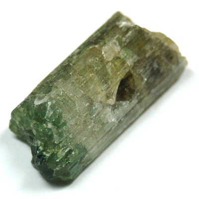 Tourmaline Crystals - Green Tourmaline Crystal Chips photo 3