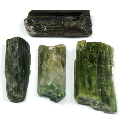 Tourmaline Crystals - Green Tourmaline Crystal Chips photo 4