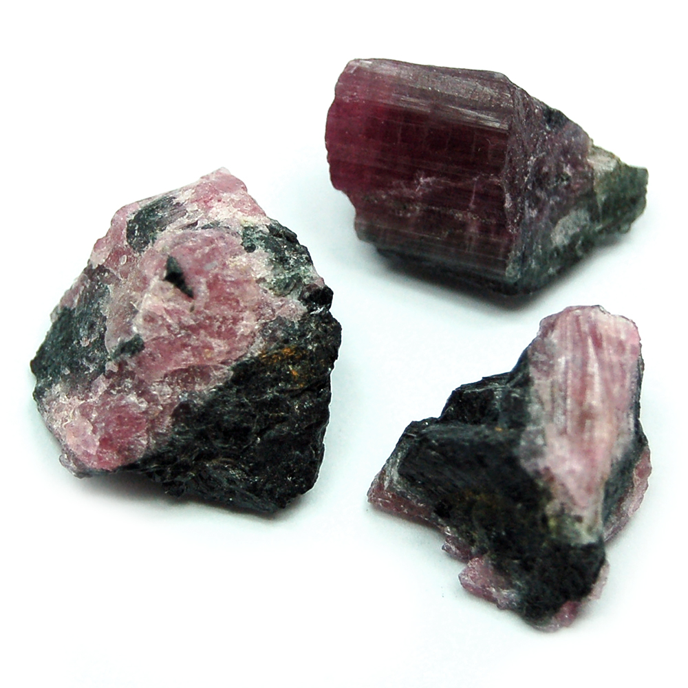Tourmaline Crystals - Pink Tourmaline Crystal Chips photo 7