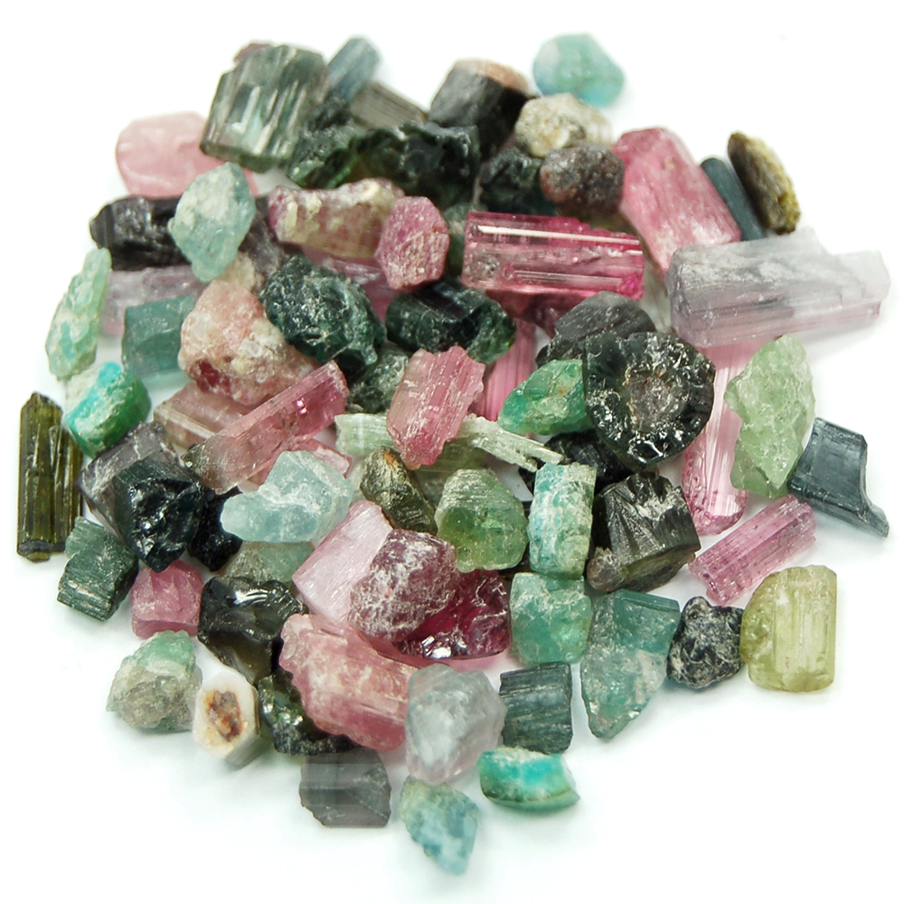 Tourmaline Crystals - Mixed Colors photo 2