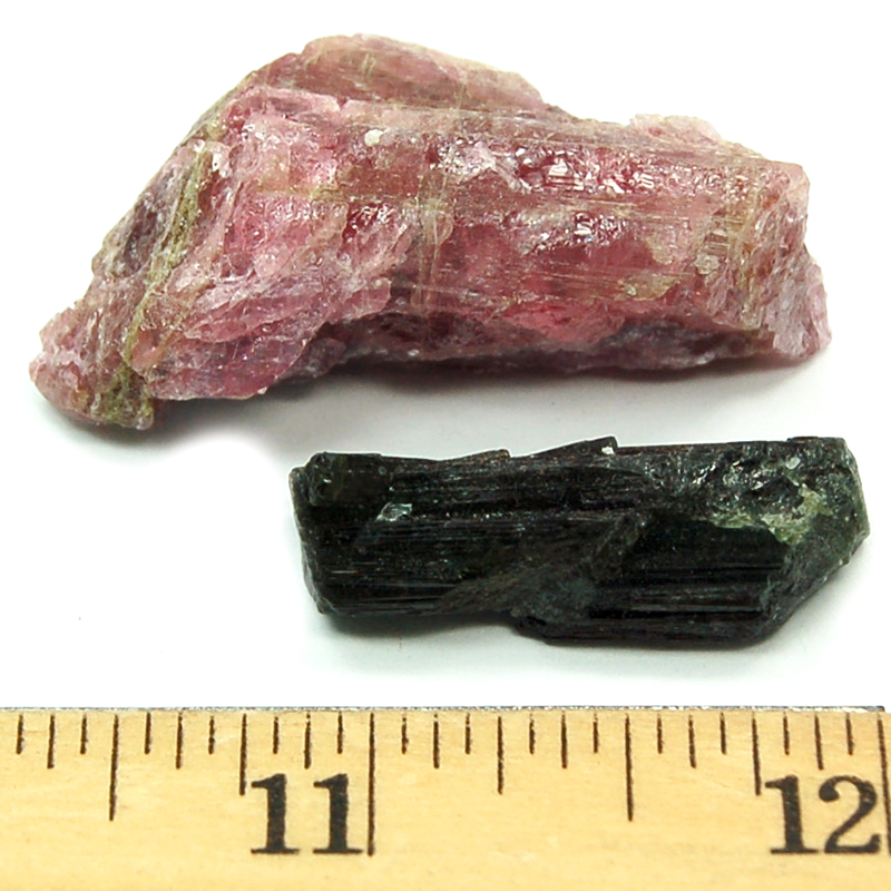 Tourmaline Crystals - Mixed Colors photo 4
