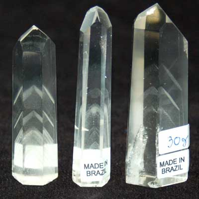 Tower - Clear Quartz Crystal Towers w/Phantoms