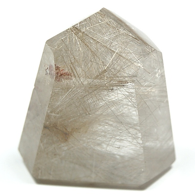 "Tower - Rutilated Clear Quartz Towers ""Silver Rutile\"" (Brazil)"