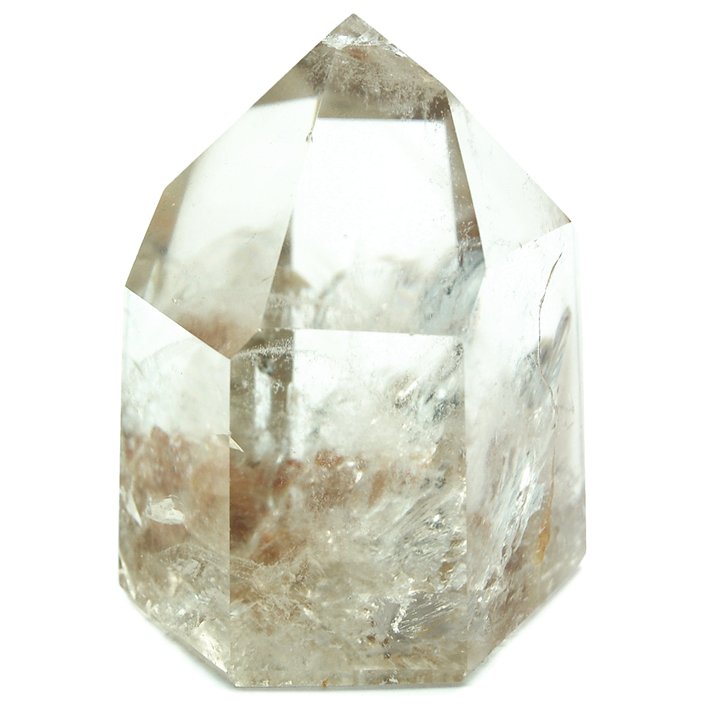 Towers - Clear Quartz Tower w/Inclusions (Brazil)
