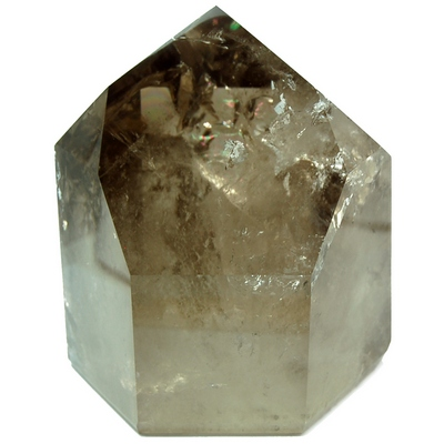Specimen - Smokey Quartz Tower (Brazil)