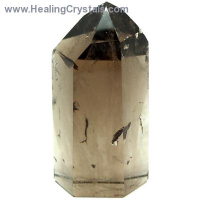 Tower - Smokey Quartz Crystal Towers (Brazil) photo 10