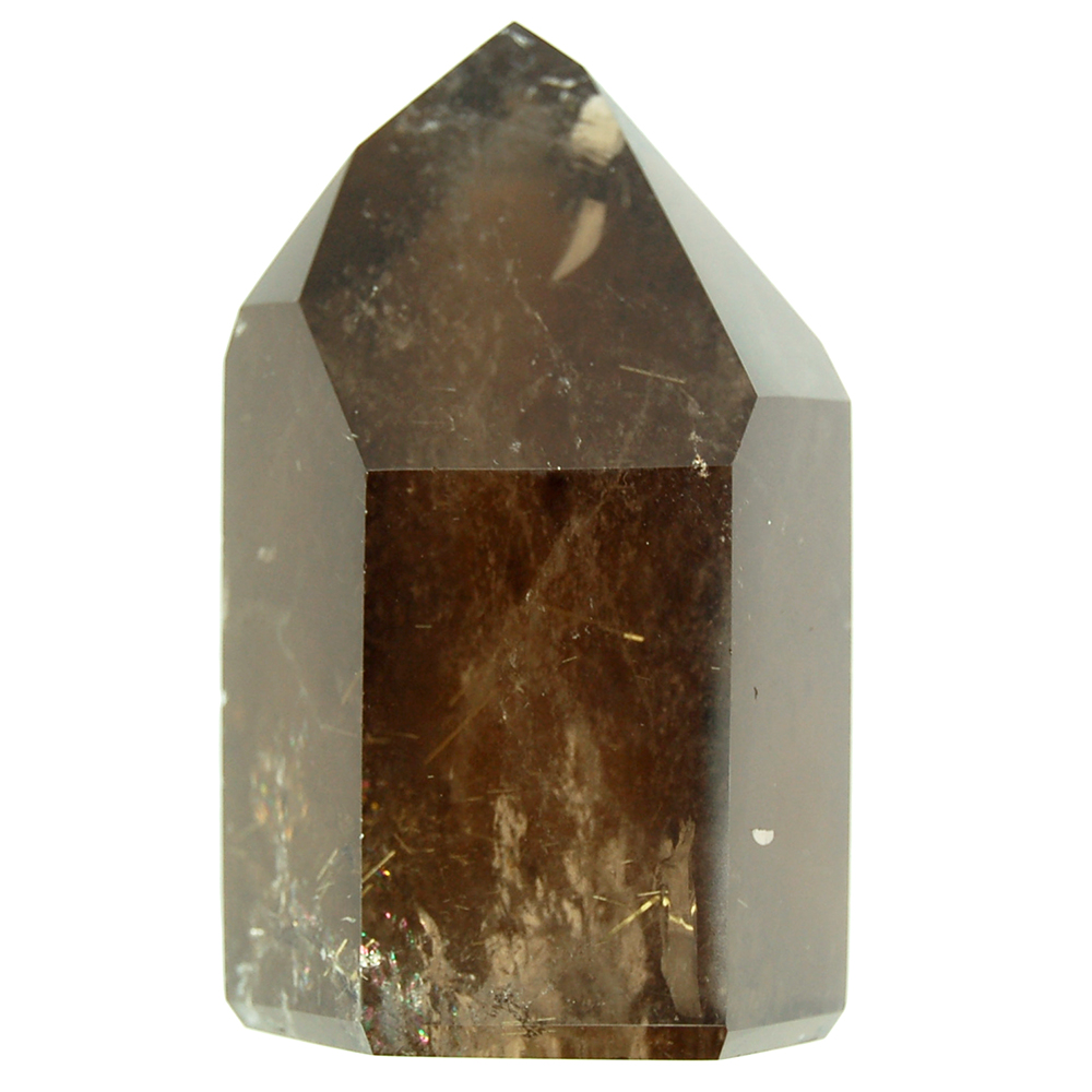 Smokey Quartz Tower