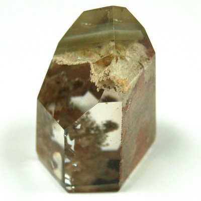 Tower - Green Chlorite in Clear Quartz photo 5