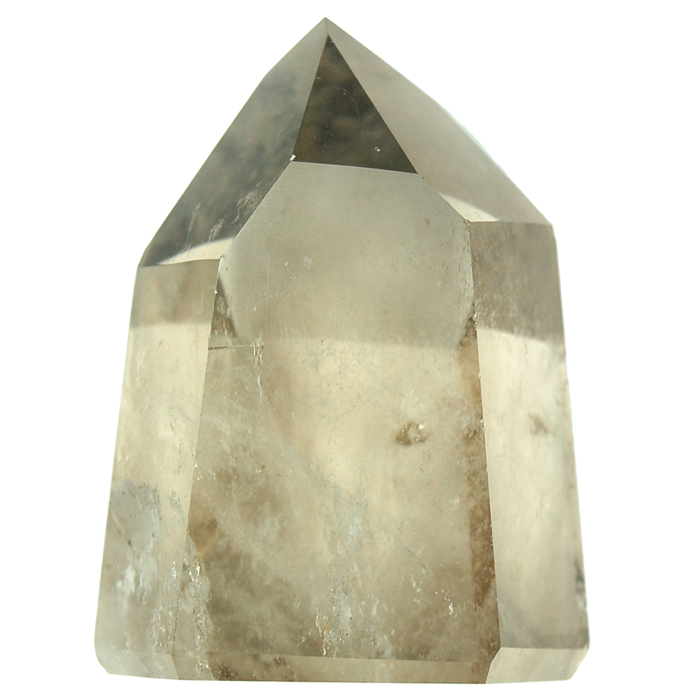 Towers - Light Smokey Quartz Tower (Brazil)