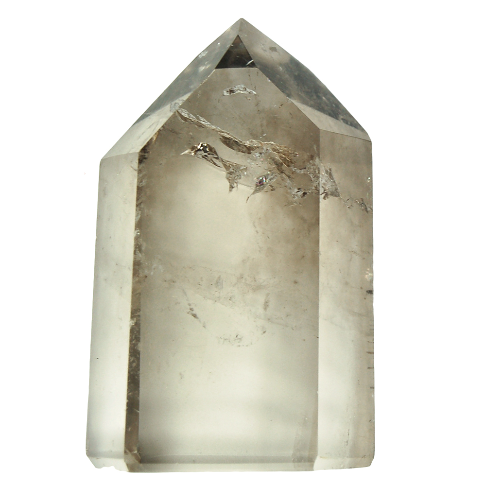 "Towers - Light Smokey Quartz Tower ""Extra\"" (Brazil)"