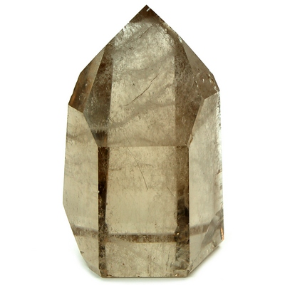 "Towers - Rutilated Light Smokey Quartz Tower ""A"" (Brazil)"