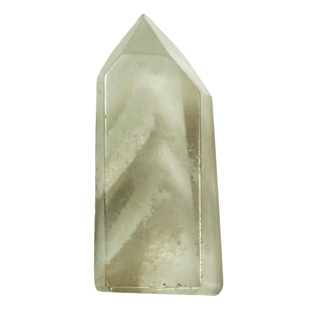 Crystal Mini-Towers (Clear Quartz Phantoms) photo 2