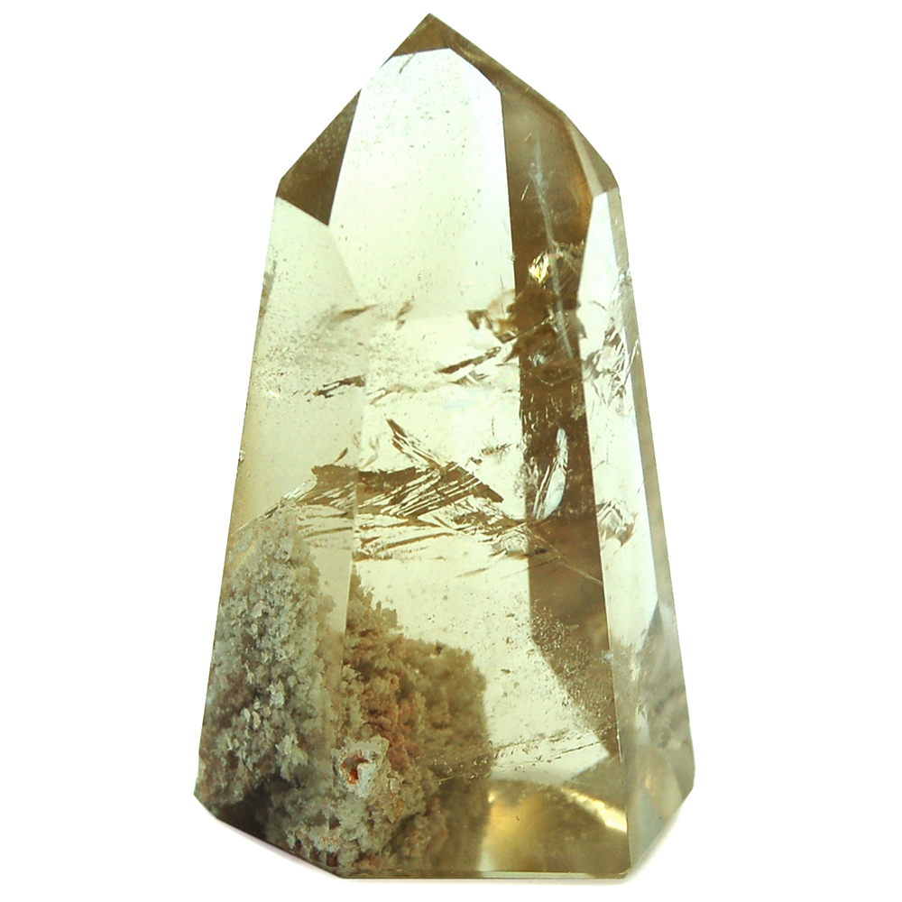 Crystal Mini-Towers (Natural Citrine w/Phantoms) photo 3
