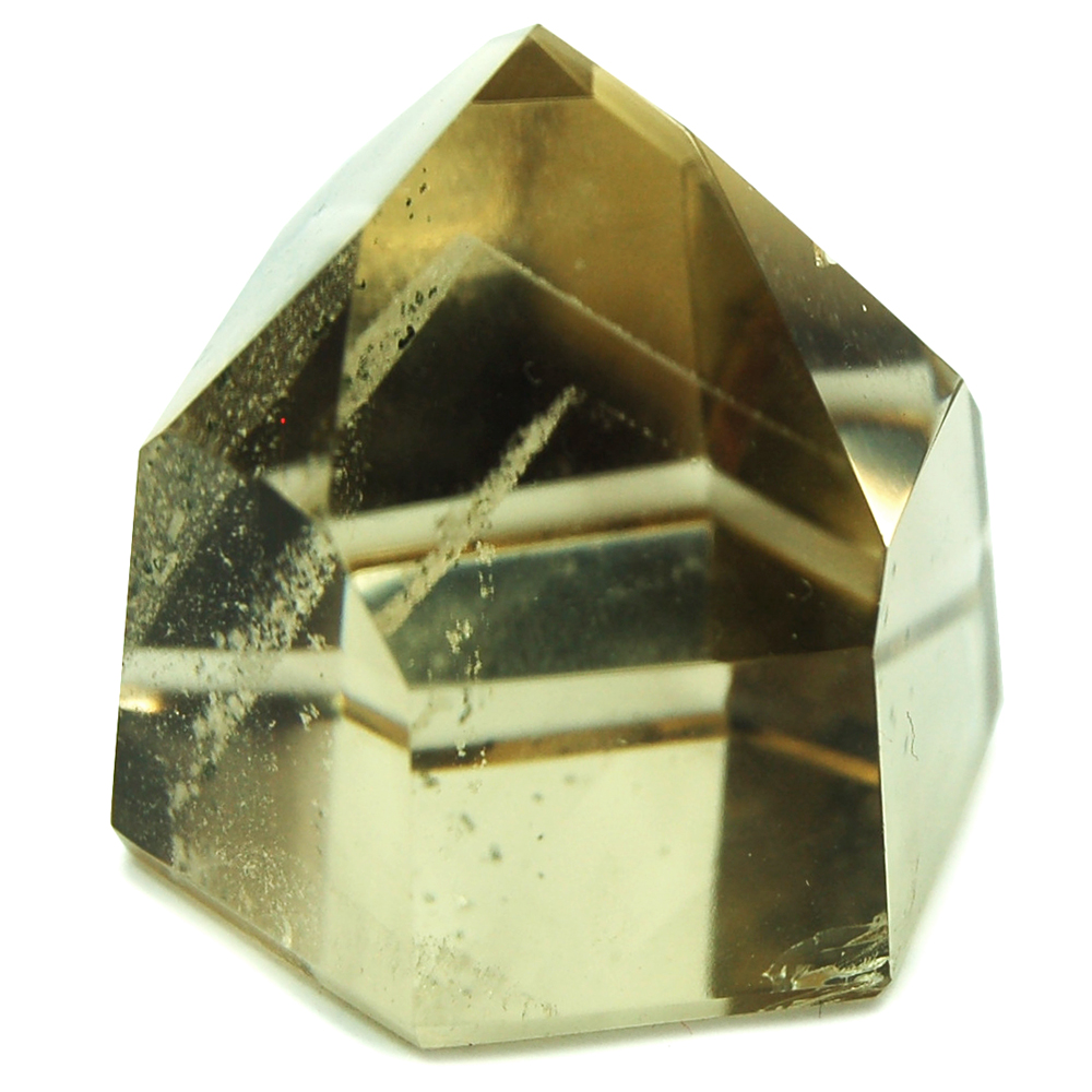 Crystal Mini-Towers (Natural Citrine w/Phantoms) photo 6