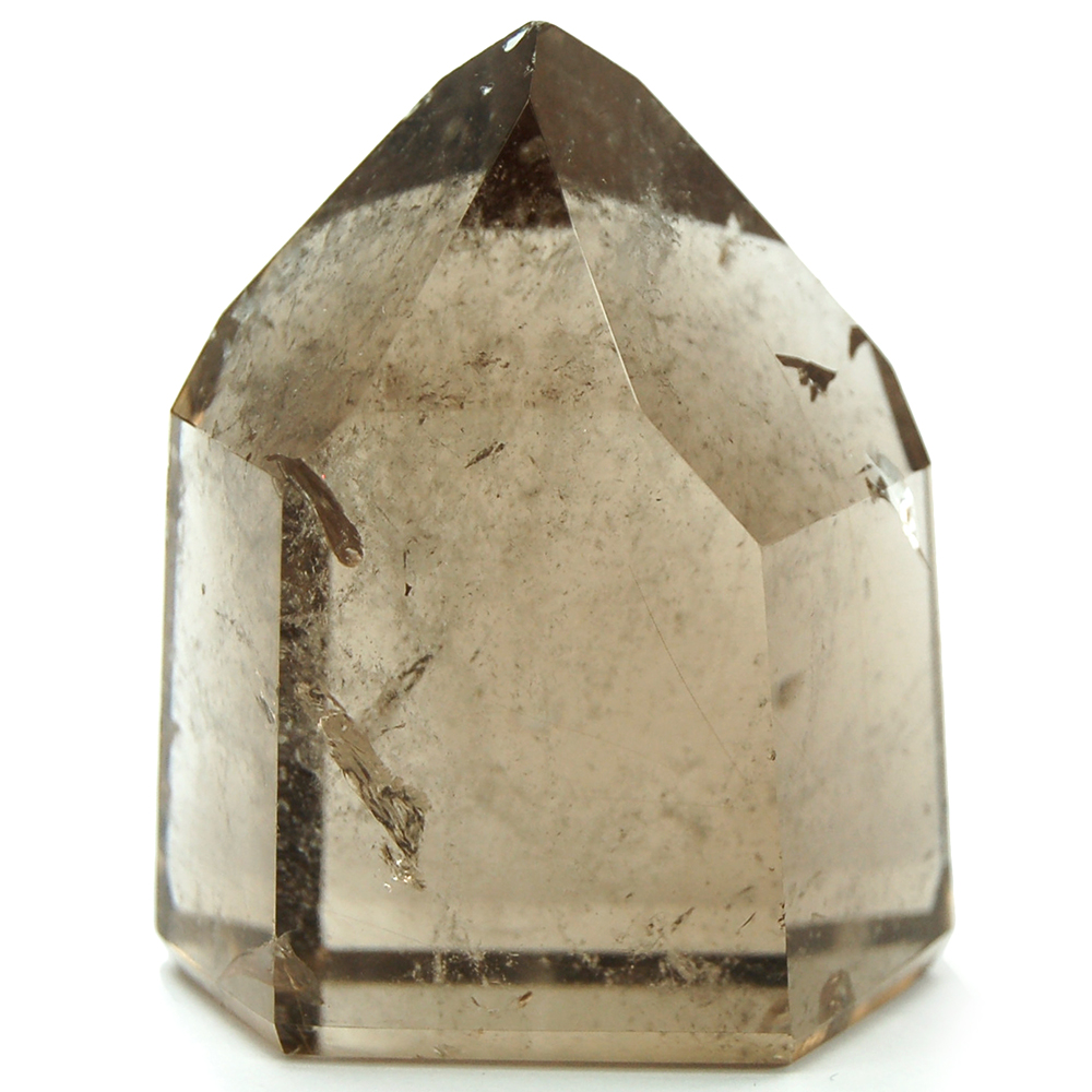Smoky Quartz Tower Generator Point ~ Brazil ~ Small ~ Some Slightly Imperfect ~ Please read the description :-