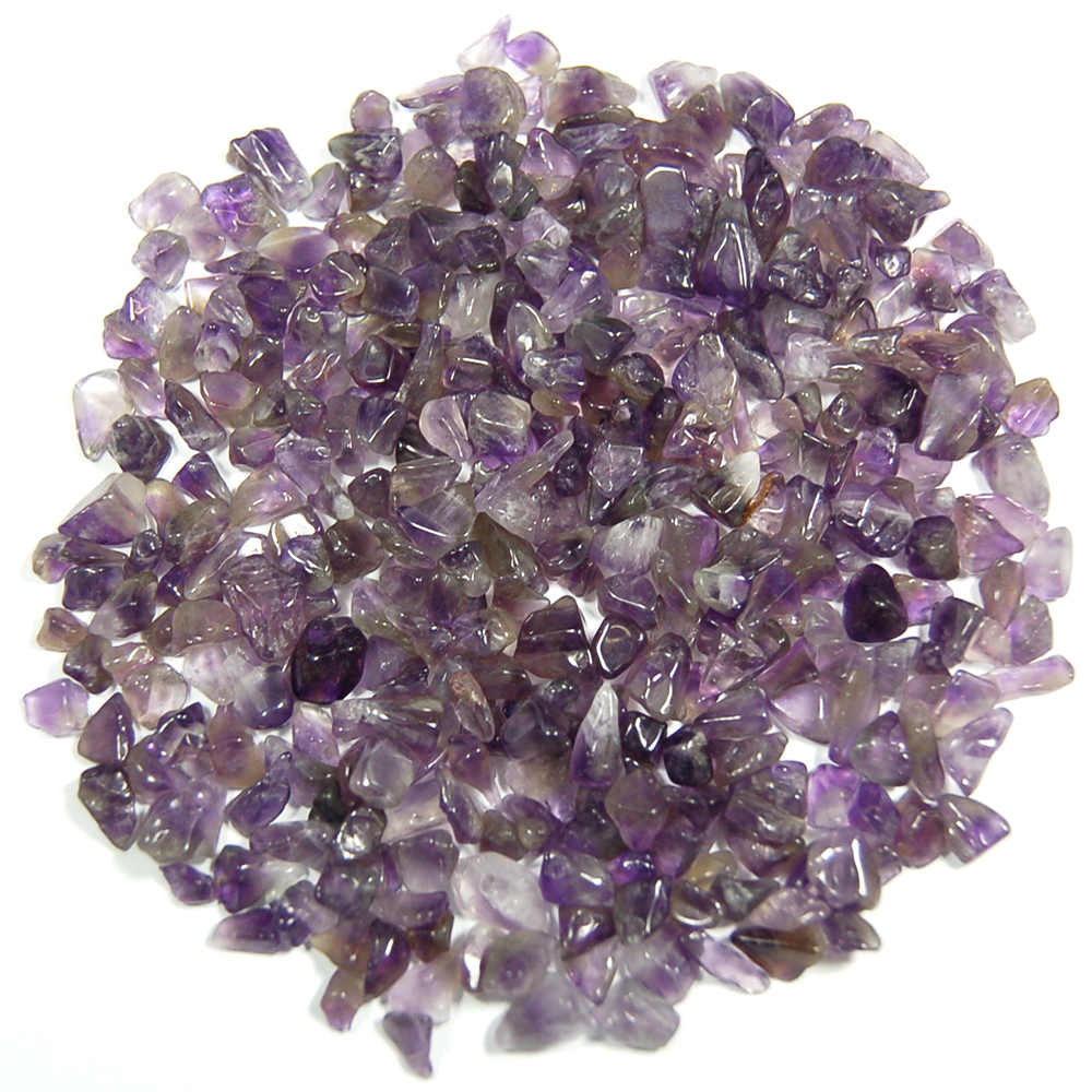 Tumbled Amethyst Chips (India)