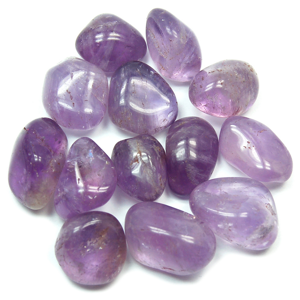 Tumbled Amethyst (Violet) - Tumbled Stones photo 2