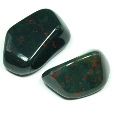 Tumbled Bloodstone (Africa) - Tumbled Stones- Bloodstone