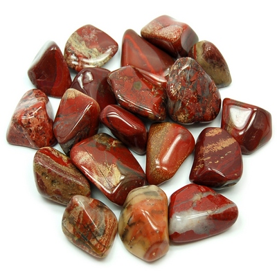 Tumbled Brecciated  Jasper - Tumbled Stones photo 2