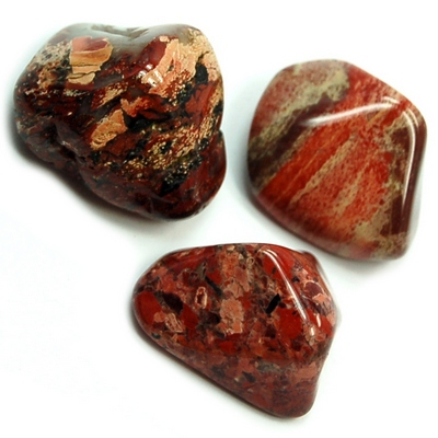 Tumbled Brecciated  Jasper - Tumbled Stones photo 7