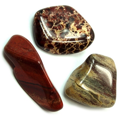 Tumbled Brecciated  Jasper - Tumbled Stones photo 8