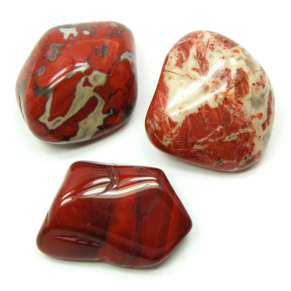 Tumbled Brecciated  Jasper - Tumbled Stones photo 3
