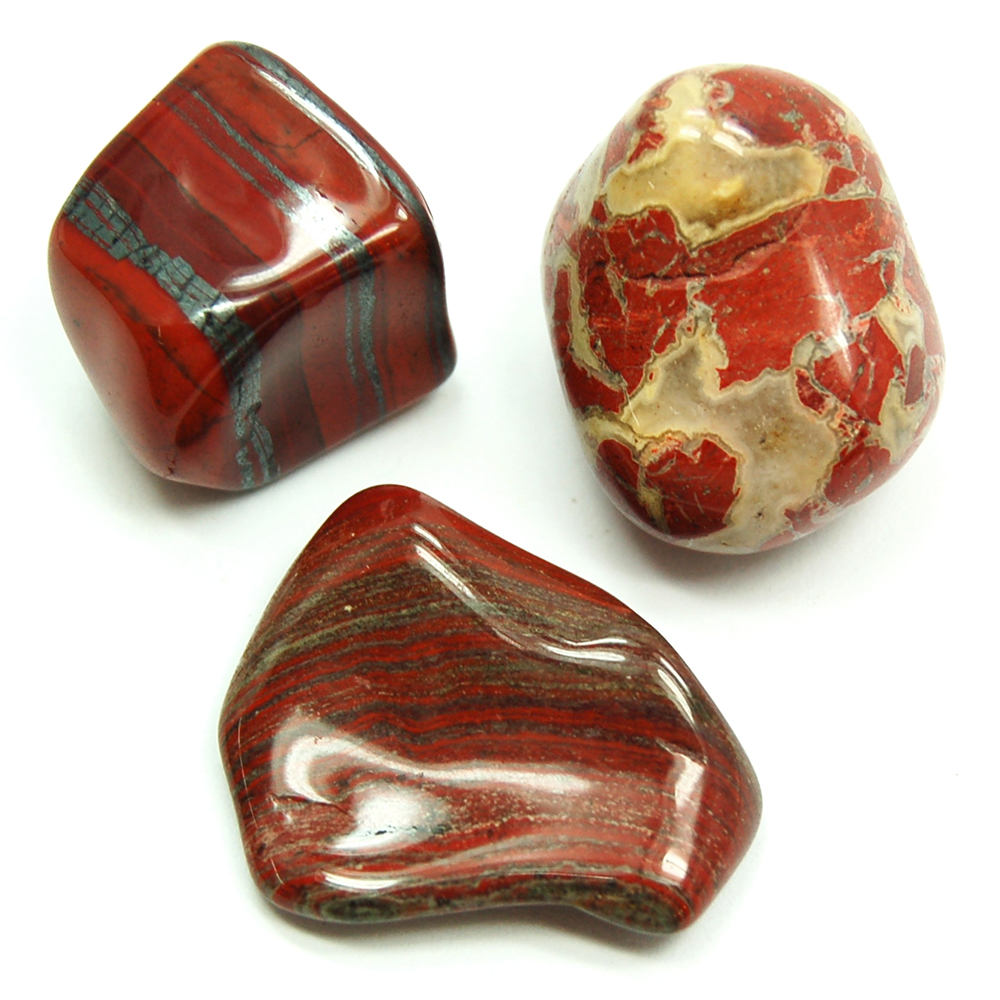 Tumbled Brecciated  Jasper - Tumbled Stones photo 5