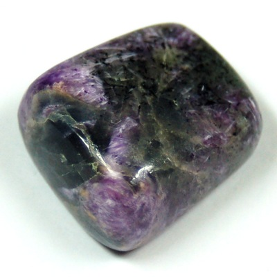 Tumbled Charoite in Matrix (Russia) - Tumbled Stones