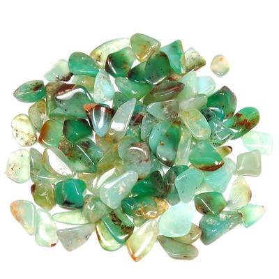 "Tumbled Chrysoprase ""Extra"" - Tumbled Stones photo 5"
