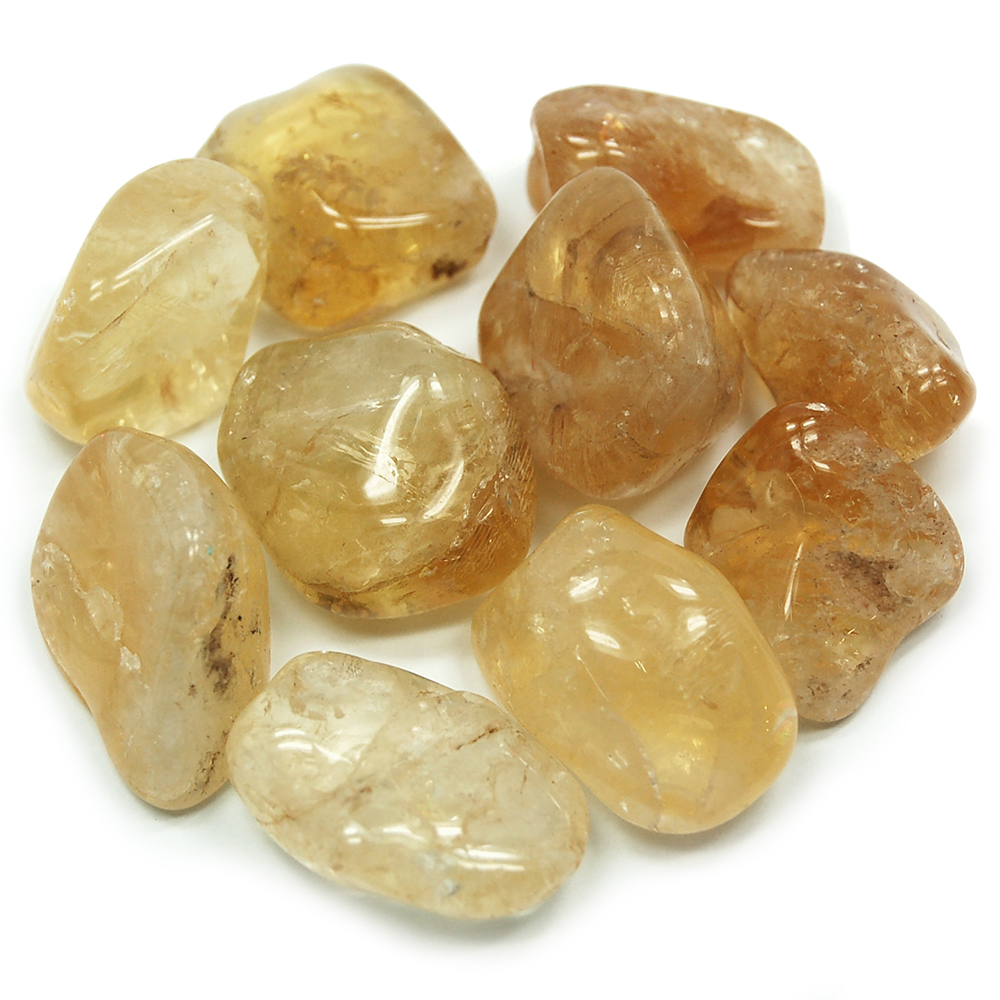 Tumbled citrine brazil tumbled stones citrine healing crystals pictures represent typical quality biocorpaavc Image collections