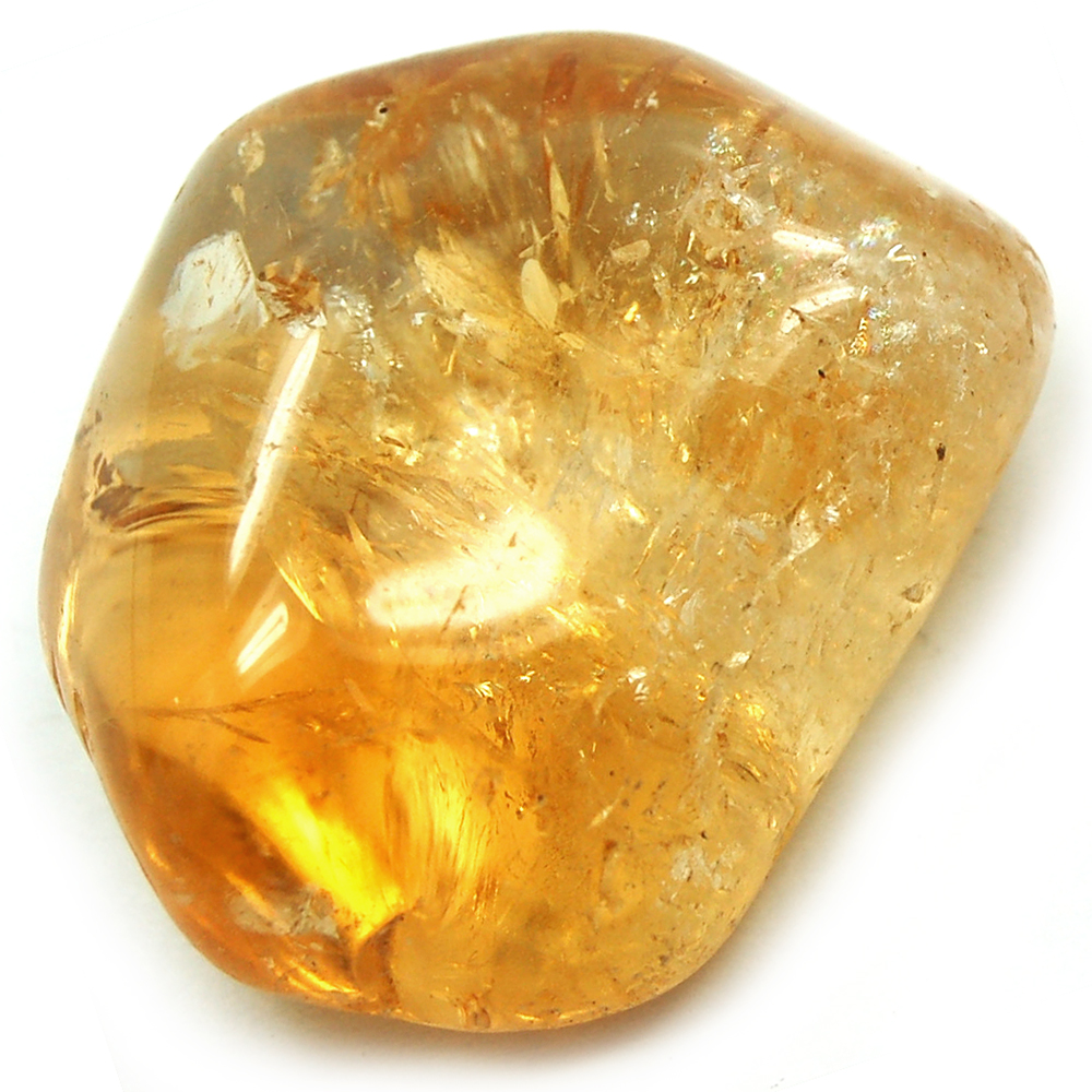 "Tumbled Citrine ""Extra"" - Tumbled Stones photo 2"