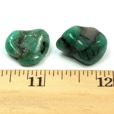 Tumbled Emerald Crystal - Tumbled Stones photo 8