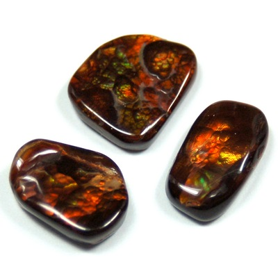 Fire Agate Chips
